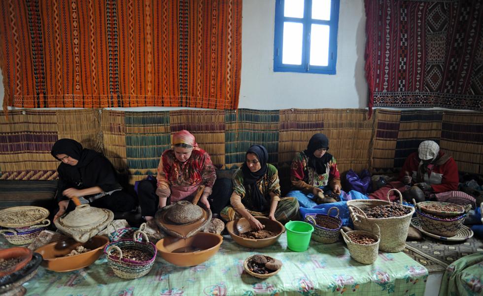 Coopérative d'huile d'argan